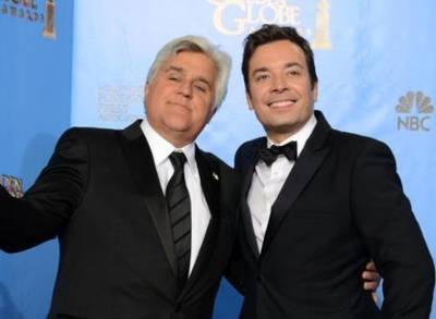 News video: Fallon To Lead Honors As Leno Wins Top Humor Prize