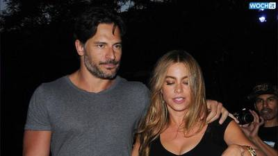News video: Why Wasn't Joe Manganiello With Sofía Vergara During The Emmy Awards?
